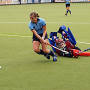 Hockey laren - Amsterdam, Wieke Dijkstra scoort