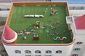 Kindergarten Builds Playground On Roof