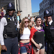 Pride in London Parade Day