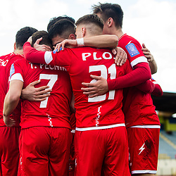 20200307: SLO, Football - Prva Liga Telekom Slovenije, NK Domzale vs NK Aluminij