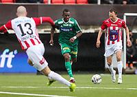 FotballFørstedivisjonTromsø IL vs HamKam27.04.2014Aziz Idris, HamKamMagnus Andersen, TromsøZdenek Ondrasek, Tromsø