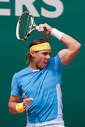 17.04.2010, Country Club, Monte Carlo, MCO, ATP, Monte Carlo Masters, im Bild Rafael Nadal (ESP) in action during the semi-final match between David Ferrer (ESP) and Rafael Nadal (ESP). EXPA Pictures © 2010, PhotoCredit:  EXPA/ M. Gunn / SPORTIDA PHOTO AGENCY
