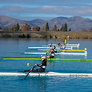 NZ Masters Womens Sculling Events