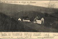 Zagreb : kšaverska dolina sa crkvom sv. Kšavera. <br /> <br /> ImpresumZagreb : Naklada A. Brusine u Zagrebu, [1903].<br /> Materijalni opis1 razglednica : tisak ; 8,9 x 13,9 cm.<br /> SuradnikMosinger, Rudolf(1865.–1918.)<br /> NakladnikTiskara A. Brusina<br /> Mjesto izdavanjaZagreb<br /> Vrstavizualna građa • razglednice<br /> ZbirkaZbirka razglednica • Grafička zbirka NSK<br /> Formatimage/jpeg<br /> PredmetZagreb –– Ksaver<br /> SignaturaRZG-KSAV-2<br /> Obuhvat(vremenski)20. stoljeće<br /> NapomenaRazglednica je putovala 1903. godine. • Poleđina razglednice namijenjena je samo za adresu. • Razglednica je tiskana po fotografiji R. Mosingera, Zagreb.<br /> PravaJavno dobro<br /> Identifikatori000954511<br /> NBN.HRNBN: urn:nbn:hr:238:158201 <br /> <br /> Izvor: Digitalne zbirke Nacionalne i sveučilišne knjižnice u Zagrebu