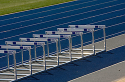 Hurdles at 12th IAAF World Championships in Athletics Berlin 2009, on August 14, 2009, in Berlin, Germany. (Photo by Vid Ponikvar / Sportida)