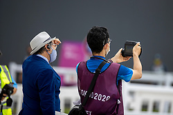 Thermo Camera<br /> Olympic Games Tokyo 2021<br /> © Hippo Foto - Dirk Caremans<br /> 30/07/2021