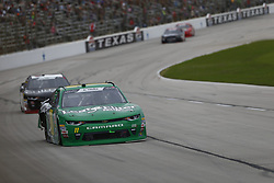 November 3, 2018 - Ft. Worth, Texas, United States of America - Ryan Truex (11) battles for position during the O'Reilly Auto Parts Challenge at Texas Motor Speedway in Ft. Worth, Texas. (Credit Image: © Justin R. Noe Asp Inc/ASP via ZUMA Wire)