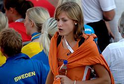 06-08-2006 ATLETIEK: EUROPEES KAMPIOENSSCHAP: GOTHENBORG <br /> De openingsceremonie van de 29th European Championships Athletics werd op de Gotaplatsen gehouden / Romara van Noort<br /> ©2006-WWW.FOTOHOOGENDOORN.NL