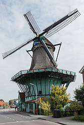 Molen, windmolen, classic windmill, Noord Holland, Netherlands