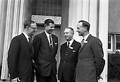 1963 - Conference at Industrial Research and Standards Building for surface coating industry