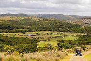 08-11-2017 Foto's genomen tijdens een persreis naar Buffalo City, een gemeente binnen de Zuid-Afrikaanse provincie Oost-Kaap. Olivewood Private Estate - Golf Club - Prachtige uitzichten