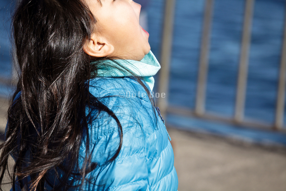 young girl Japan