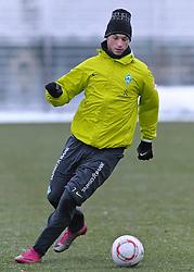 17.12.2010, Trainingsgelaende Werder Bremen, Bremen, GER, 1.FBL, Training Werder Bremen, im Bild Marko Arnautovic (Bremen #7)   EXPA Pictures © 2010, PhotoCredit: EXPA/ nph/  Frisch       ****** out ouf GER ******