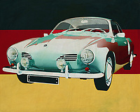 The 1959 Volkswagen Karmann Ghia can still be found at affordable prices and it lends itself to restoration. With this Volkswagen you can drive around for many years to come because it is of a solid German quality and simple construction. Because Volkswagen is a very large company you can still get many original pieces.<br />
