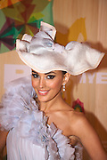 Emirates Melbourne Cup Day,  Melbourne,Australia..Rebecca Twigley. . An instant sale option is available where a price can be agreed on image useage size. Please contact me if this option is preferred.