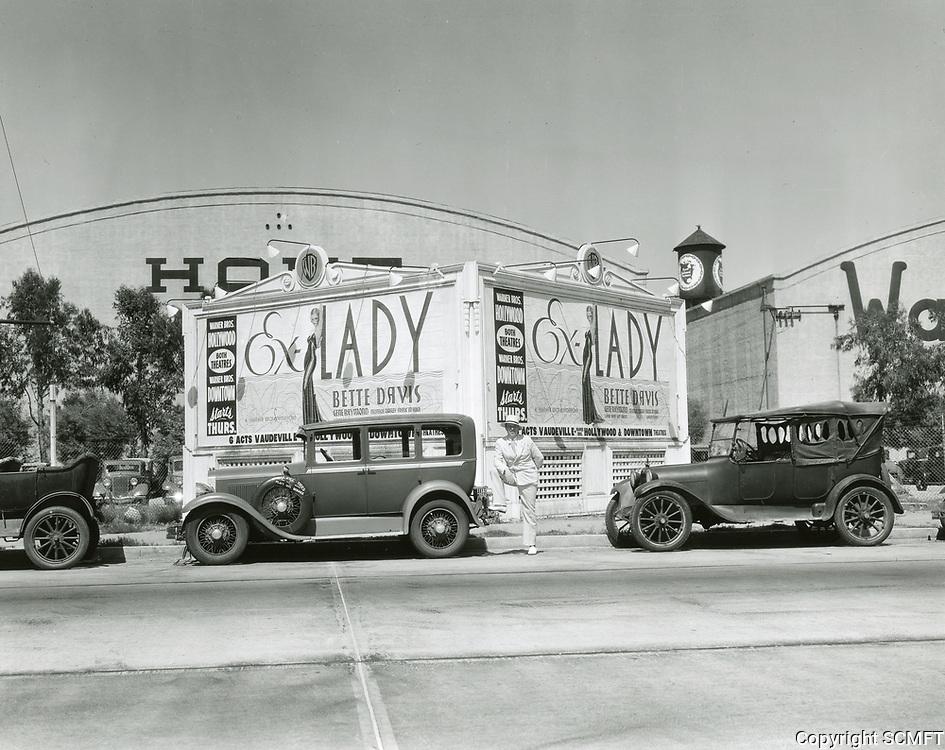 1933 Warner Bros Studio in Burbank