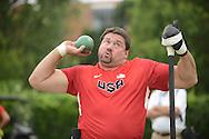 235 Scot Severn 2013 Paralympic Track & Field Trials in San Antonio, Texas.