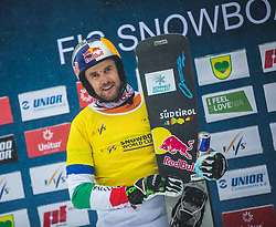 FISCHNALLER Roland  during FIS alpine snowboard world cup 2019/20 on 18th of January on Rogla Slovenia<br /> Photo by Matic Ritonja / Sportida