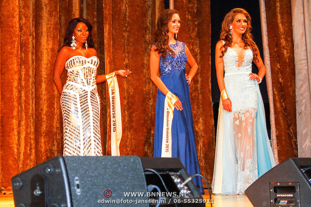 RUS/Minsk/20150829 - Mrs. Universe verkiezing 2015, Mrs.USA, Mrs.united Kingdom
