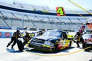 May 6, 2013 - 2013 NASCAR GANDER OUTDOORS TRUCK SERIES AT MARTINSVILLE. Jeb Burton