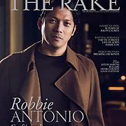 Robbie Antonio - The Rake