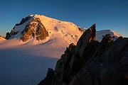 Mont Blanc du Tacul, Chamonix, France