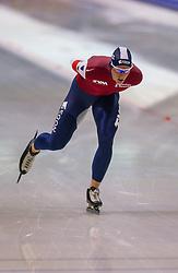 05-01-2003 NED: Europees Kampioenschappen Allround, Heerenveen<br /> Rintje Ritsma op de 10000 meter