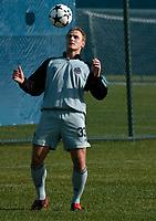 Fotball, jannuar 2003,, Brügge på treningsleir i Antalya Topkapi Palace, Tyrkia, med Bengt Sæternes, <br />Foto: Philippe Crochet, Digitalsport