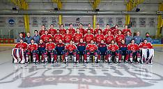 2019-02-04 Robert Morris Men's Hockey Team Photo Day