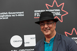 Photo opportunity for the film Halal Daddy directed by Conor McDermottroe<br /> <br /> Pictured: Art Malik