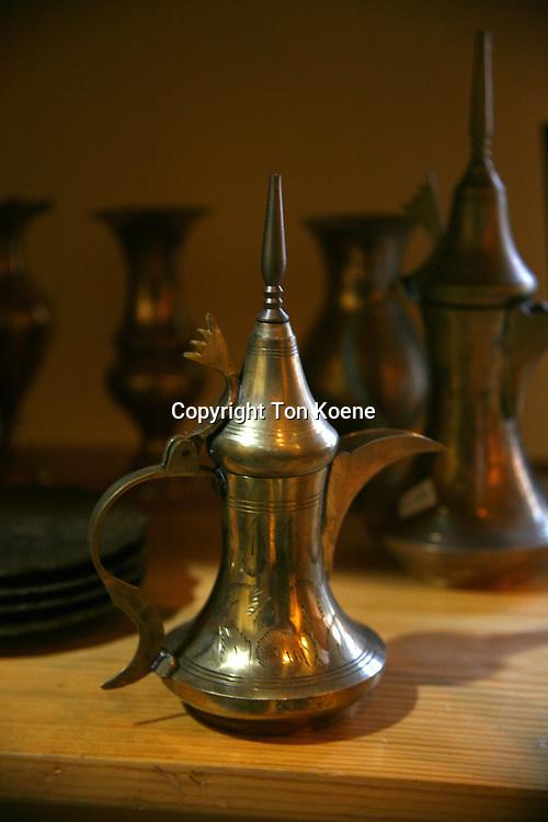 coffe can in Jordan