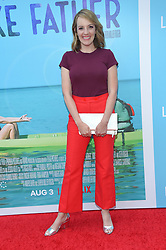 """Seth Rogen at the Los Angeles premiere of """"Like Father"""" held at the ArcLight Cinemas Hollywood on July 31, 2018 in Hollywood, CA. © O'Connor/AFF-USA.com. 31 Jul 2018 Pictured: Jen Zaborowski. Photo credit: O'Connor/AFF-USA.com / MEGA TheMegaAgency.com +1 888 505 6342"""