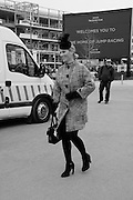 ZARA PHILLIPS, The Cheltenham Festival Ladies Day. Cheltenham Spa. 11 March 2015