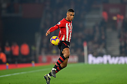 February 27, 2019 - Southampton, England, United Kingdom - Southampton defender Yan Valery in action during the Premier League match between Southampton and Fulham at St Mary's Stadium, Southampton on Wednesday 27th February 2019. (Credit Image: © Mi News/NurPhoto via ZUMA Press)