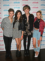 Only The Young, Attitude Magazine's Hot 100 Summer Party, The Rumpus Room at the Mondrian Hotel, London UK, 20 July 2015, Photo by Brett D. Cove
