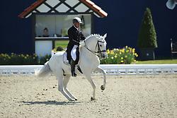 Da Silva Clementino Rogerio, (BRA), Signo Dos Pinhais<br /> Qualification Grand Prix Special<br /> Horses & Dreams meets Denmark - Hagen 2016<br /> © Hippo Foto - Stefan Lafrentz