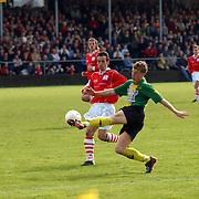 SV Huizen - Dovo 0-1, Raymond Kolder