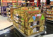 Duty Free shopping at Adolfo Suárez Madrid–Barajas airport, Madrid, Spain