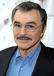 Feb 14, 2007 - Beverly Hills, California, USA - Actor BURT REYNOLDS arrives at the Screen Actors Guild Foundation first annual children's writing contest sponsored by Zimand Entertainment held at the Beverly Center. (Credit Image: © Marianna Day Massey/ZUMA Press)