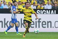 Mario Goetze (Dortmund)<br /> Dortmund, 26.08.2017, Fussball Bundesliga, Borussia Dortmund - Hertha BSC Berlin 2:0<br /> <br /> Norway only