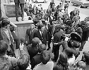 N Ireland Delegation to Taoiseach, Dublin.23/08/1971