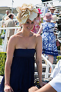 BRIONY DANIELS, Glorious Goodwood. Thursday.  Sussex. 3 August 2013