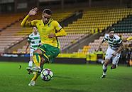 Norwich City U23 v Celtic 161116