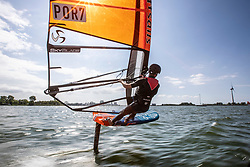 Windfoil Surfing, Medemblik Regatta 2019,  25-5-2019 (21/25 May 2019). Medemblik - the Netherlands.