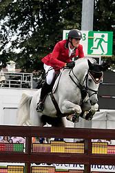 Philippaerts Olivier (BEL) - Cabrio vd Heffinck<br /> Dublin Horse Show 2012<br /> © Hippo Foto - Beatrice Scudo