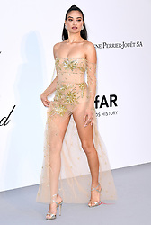 Shanina Shaik attending the 26th amfAR Gala held at Hotel du Cap-Eden-Roc during the 72nd Cannes Film Festival. Picture credit should read: Doug Peters/EMPICS