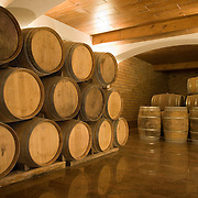 The new wine cellar of the Grover Vineyards and Winery at Nandi Hills, Karnataka, India