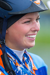Joyce Van Den Berg, (NED), Run Du Colombier - Endurance - Alltech FEI World Equestrian Games™ 2014 - Normandy, France.<br /> © Hippo Foto Team - Leanjo de Koster<br /> 25/06/14