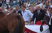 Prince Harry, Cartier International Polo. Guards Polo Club. Windsor Great Park. 30 July 2006. ONE TIME USE ONLY - DO NOT ARCHIVE  © Copyright Photograph by Dafydd Jones 66 Stockwell Park Rd. London SW9 0DA Tel 020 7733 0108 www.dafjones.com