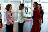 052919 Queen Letizia attends closing of the 3rd International Conference on Safe Schools